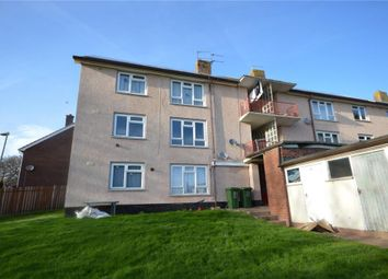 Thumbnail 2 bed flat for sale in Tor Close, Beacon Heath, Exeter, Devon