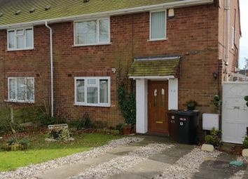 Thumbnail 1 bed flat to rent in Parker Road, Ashmore Park, Wolverhampton