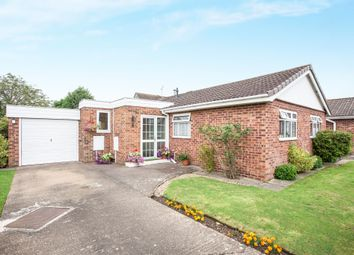 Thumbnail 3 bed detached bungalow for sale in Manor Farm Road, Aston-On-Trent, Derby