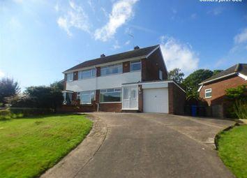 Thumbnail 3 bedroom semi-detached house to rent in Bilbrook Road, Codsall, Wolverhampton