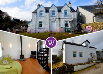 Thumbnail 5 bed detached house for sale in Breadalbane Street, Tobermory, Isle Of Mull
