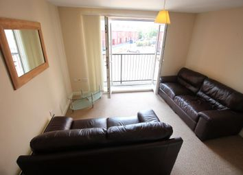 Thumbnail 1 bedroom flat to rent in City Link, Eccles New Road, Eccles
