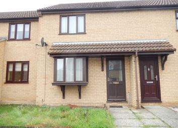 Thumbnail 2 bed terraced house for sale in Halfleet, Market Deeping, Peterborough