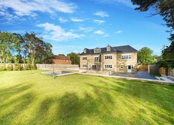Thumbnail 6 bed detached house for sale in Darras Road, Darras Hall, Ponteland