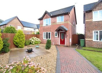 Thumbnail 3 bed detached house for sale in Ty Pucca Close, Machen, Caerphilly