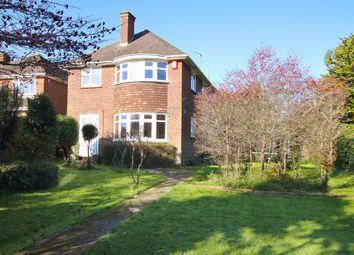 Thumbnail 4 bed detached house for sale in Bingham Drive, Lymington, Hampshire
