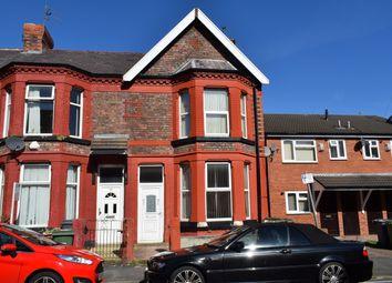 Thumbnail 2 bed flat to rent in Grange Road West, Prenton