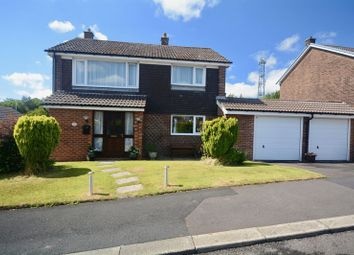 Thumbnail 4 bed detached house for sale in Woodlands Grove, Padiham, Burnley