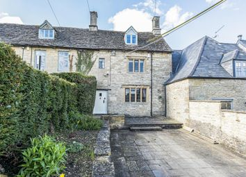 Thumbnail 3 bed terraced house for sale in Shipton-Under-Wychwood, Oxfordshire