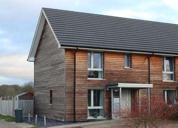 Thumbnail 2 bedroom semi-detached house for sale in Moat Field, Hatfield Heath