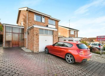 Thumbnail 4 bedroom detached house for sale in Torridge Close, Greenmeadow, Swindon, Wiltshire