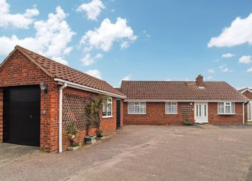 Thumbnail 3 bed detached bungalow for sale in Bullocks Loke, Caister-On-Sea, Great Yarmouth
