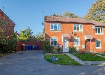Thumbnail 2 bed end terrace house for sale in Vanners Road, Haverhill
