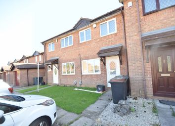 Thumbnail 2 bed terraced house to rent in Mees Close, Luton