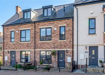 Thumbnail Terraced house for sale in St. Johns Court, Knaresborough, North Yorkshire