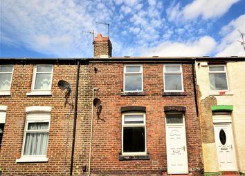 Thumbnail 2 bedroom terraced house for sale in Byron Street, Monkwearmouth, Sunderland