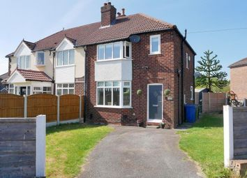 Thumbnail 3 bed semi-detached house for sale in Rydal Avenue, Hazel Grove, Stockport