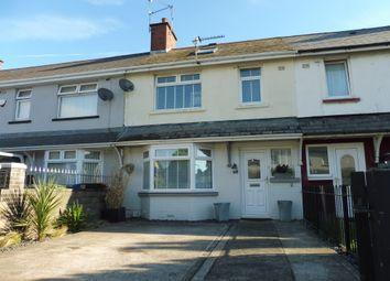 Thumbnail 3 bedroom terraced house for sale in Whitaker Road, Splott, Cardiff