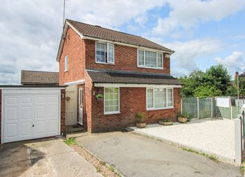 Thumbnail 3 bed detached house for sale in Langtree Avenue, Old Whittington, Chesterfield