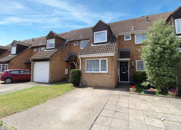 Thumbnail 3 bed terraced house for sale in Jowitt Avenue, Kempston, Bedford