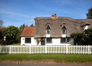 Thumbnail 3 bed cottage to rent in Chapel Road, Weston Colville, Cambridge