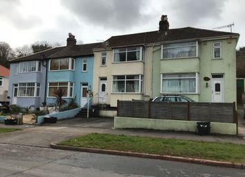Thumbnail 3 bed terraced house to rent in Sherwell Valley Road, Torquay