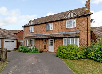 Thumbnail 6 bed detached house for sale in Hurford Drive, Thatcham, Berkshire