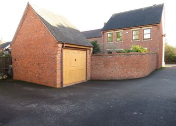 Thumbnail 3 bed detached house for sale in Chapel Street, Heath Hayes, Cannock