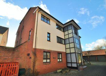 Thumbnail 2 bed flat to rent in Beaufort Mews, Grammar School Lane, Wimborne