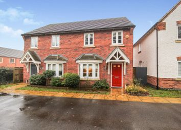 3 bed semi-detached house for sale in Parsons Green, Langley Country Park, Derby DE22