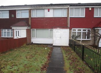 Thumbnail 3 bed terraced house for sale in Holly Lodge Walk, Birmingham