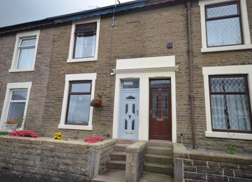 Thumbnail 2 bed terraced house for sale in Elliott Avenue, Whitehall, Darwen, Lancashire