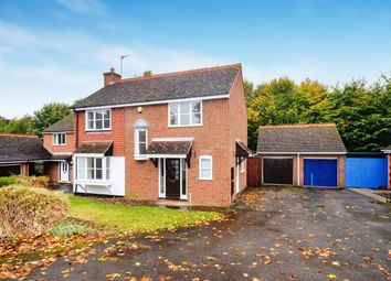 Thumbnail 4 bedroom detached house for sale in Yeftly Drive, Littlemore, Oxford