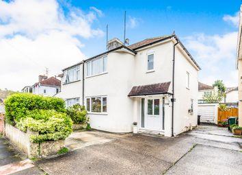 4 bed semi-detached house for sale in Upper Bevendean Avenue, Brighton BN2