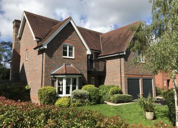 Thumbnail 5 bed detached house for sale in Hermitage Green, Hermitage, Thatcham