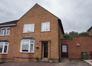 Thumbnail 3 bed semi-detached house for sale in Greenhill Close, Dosthill, Tamworth