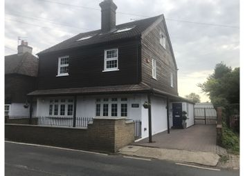 4 bed detached house for sale in The Street, Sevenoaks TN15