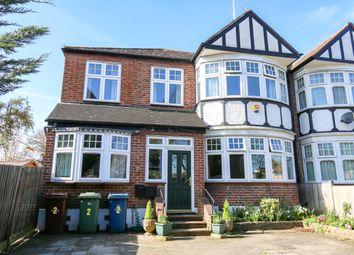 Thumbnail 4 bed semi-detached house for sale in St Leonards Avenue, Kenton, Harroqw