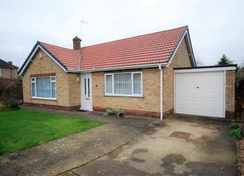 Thumbnail 3 bed detached bungalow for sale in Sherwood Drive, Spalding