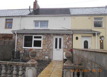 Thumbnail 3 bed terraced house to rent in Macgregor Row, Maesteg, Bridgend.