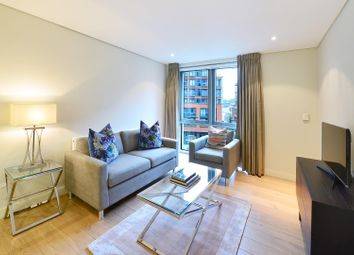 Thumbnail 3 bed property to rent in Merchant Square East, London