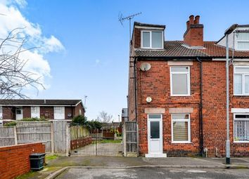 Thumbnail 3 bed end terrace house for sale in Cambridge Street, Mansfield, Nottinghamshire