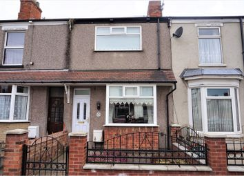 Thumbnail 3 bed terraced house for sale in Heneage Road, Grimsby