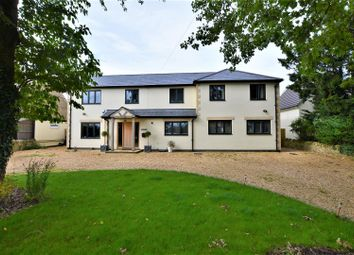 Thumbnail 5 bed detached house for sale in Stamford Road, Easton On The Hill, Stamford