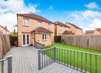 Thumbnail 3 bed detached house for sale in Harvington Chase, Coulby Newham, Middlesbrough
