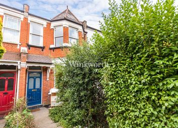 Thumbnail 3 bed terraced house for sale in Newnham Road, Wood Green, London