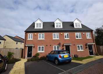 Thumbnail 3 bed town house for sale in Piebridge Way, Leeds, West Yorkshire
