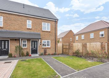Thumbnail 3 bed semi-detached house for sale in Meadow View, Nutbourne, Chichester