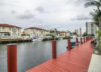 Thumbnail Town house for sale in 3901 Ne 170th St, North Miami Beach, Florida, United States Of America
