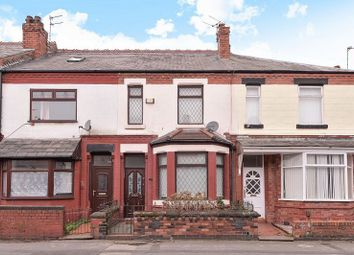 Thumbnail 3 bed terraced house for sale in Orford Avenue, Warrington